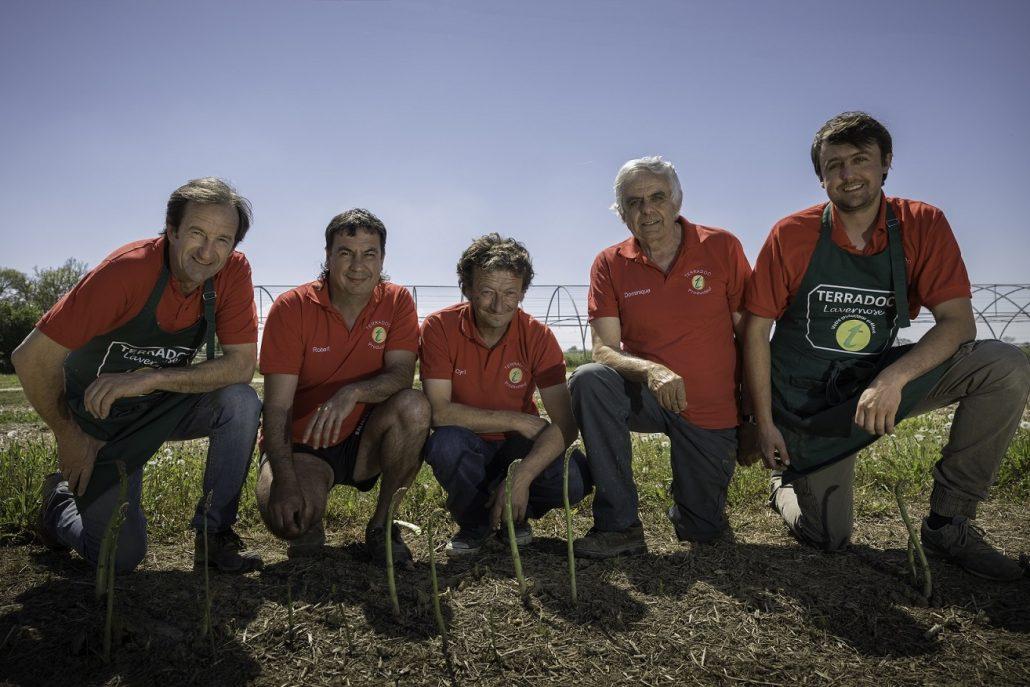 équipe Terradoc