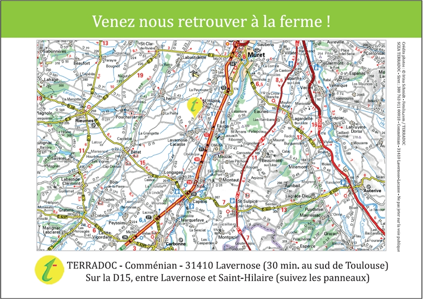 Verso tract